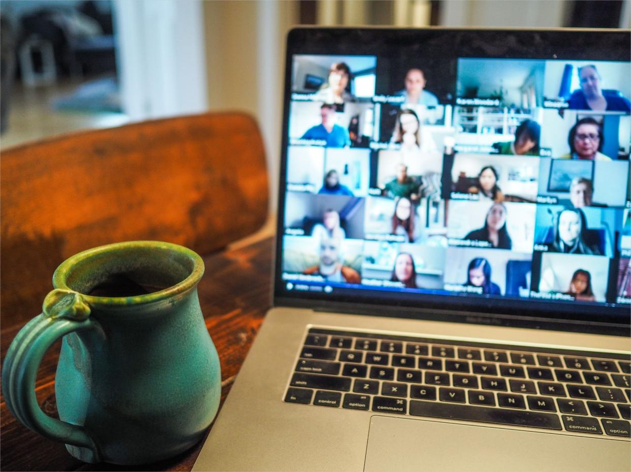 Create a welcoming online learning community