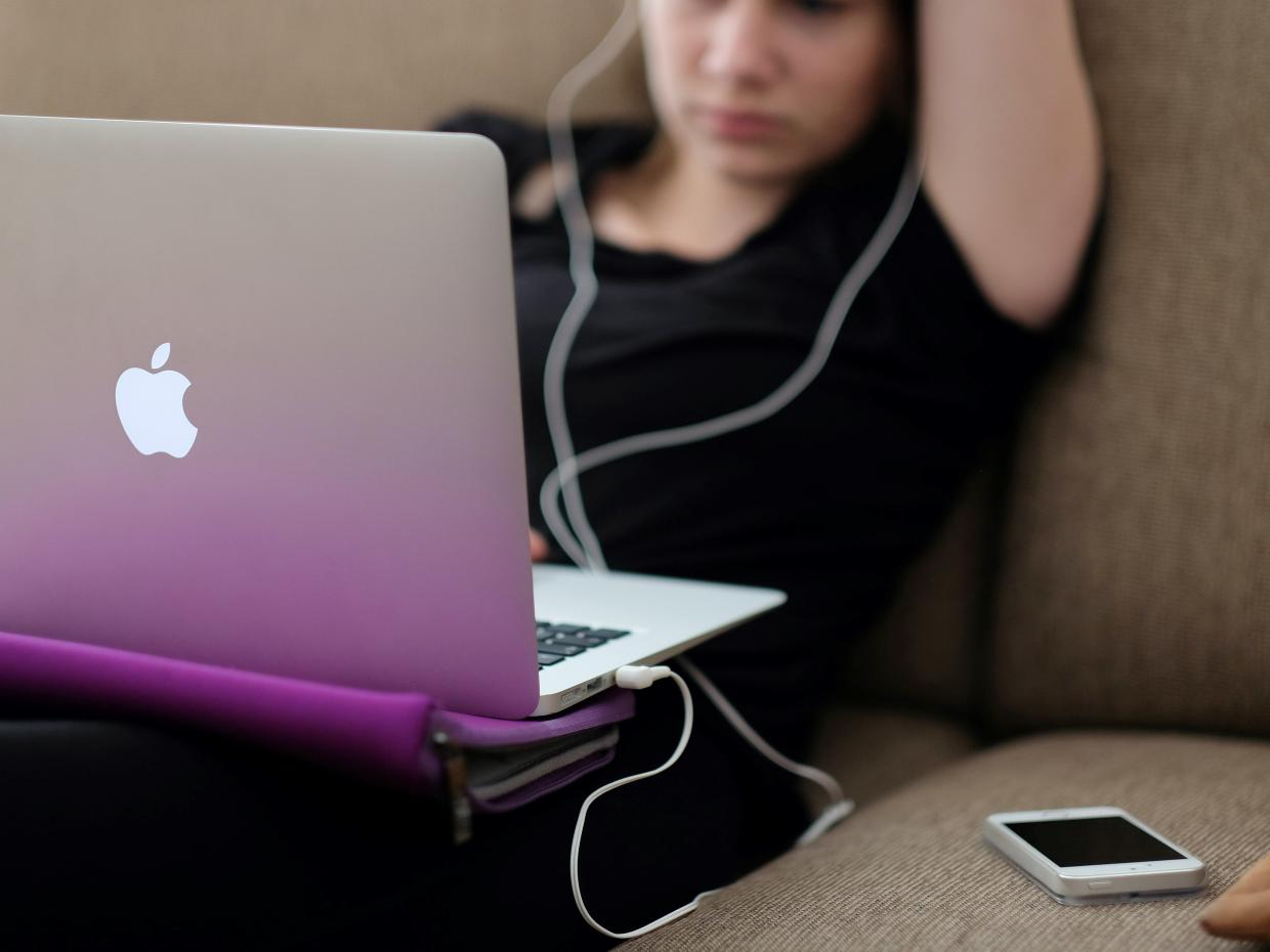 Designing online classes for students with ADHD