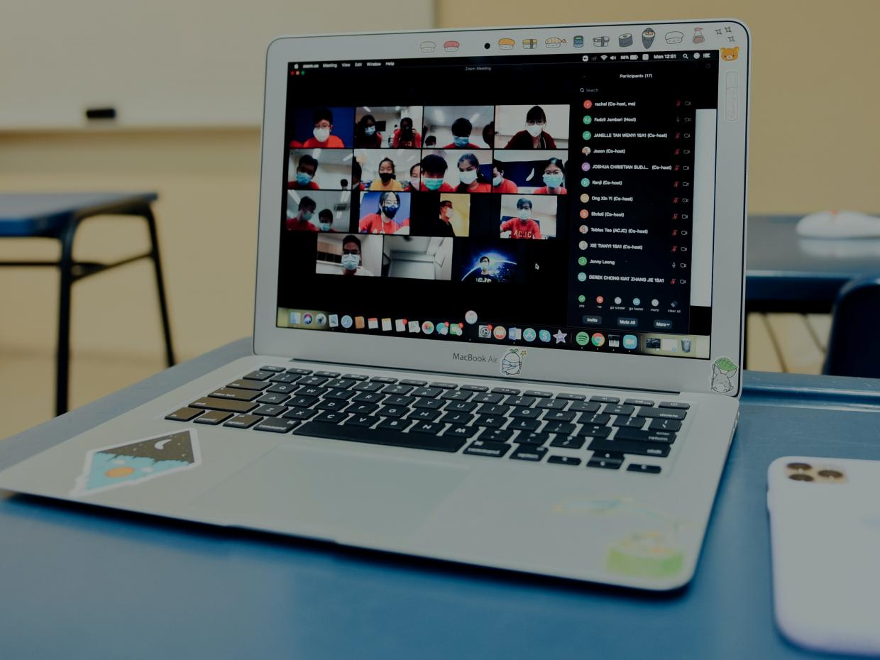 Virtual exchange: enabling online group work that benefits all learners
