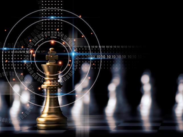 Leadership game of chess king. University leaders have a unique opportunity to lead change in the HE sector