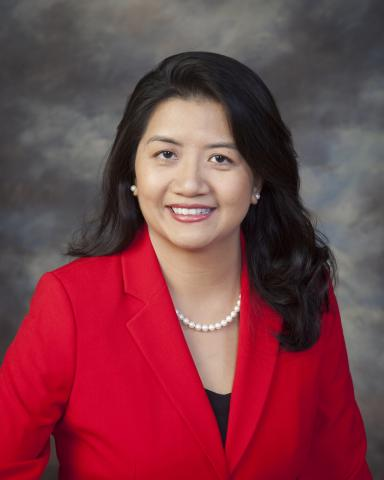 Thuy Thi Nguyen, president of Foothill College