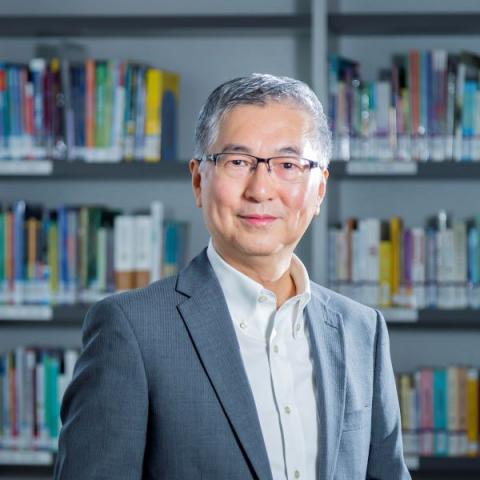 Allan Yuen Hoi-kau, president of Yew Chung College of Early Childhood Education.