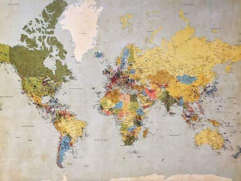 Advice on building global perspectives into your curricula to internationalise your teaching from home