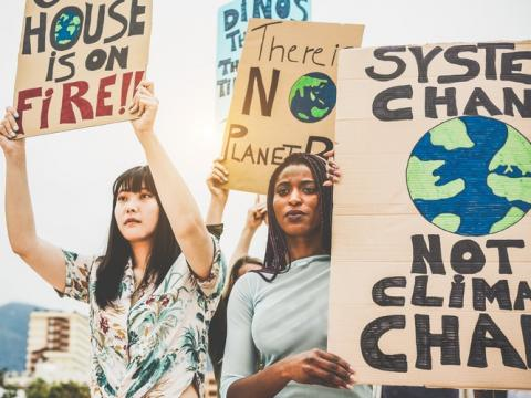 Students are demanding action from higher education universities on climate change now